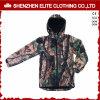 屋外の戦術的なCamo Softshellのジャケットの人ゴアTex