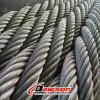 Corde de fil d'acier----La Chine Dawson
