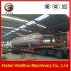 60m3 LPG Storage Tank van Horizontal Propane voor Sale