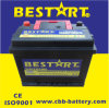 Nuovo! 12V55ah Top Power Maintenance Free Calcium Automobile Car Battery 55559