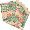 fabricante de papel de las servilletas de cena de los 33*33cm