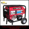 com Tir Kit China 6kw 6kVA Electric Generator para Domestic