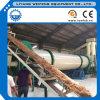 4-5t/H essiccatore Cyclinder, tamburo essiccatore rotativo per segatura/chip di legno