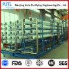 Électro systèmes d'osmose d'inversion résidentiels de technicien de système