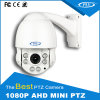 Pan Tilt Zoom 10X 1080P Ahd Mini PTZ CCTV Camera