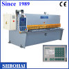 Hydraulic Plate Shearing Machines 6X3200 Sheet Metal Shearing Machine