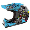 DOT, ECE Motorcross Motorcycle Helmet N-713y для Youth