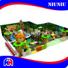 Kinder Amusement Equipment Forest themenorientiertes Indoor Playground mit Big Slide