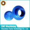 Обслуживание CNC металла алюминиевое филируя подвергая механической обработке