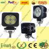 Luz auto 12V del trabajo del LED para la conducción de trabajo de los carros ATV UTV