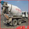 Camion utilizzato Hino-500 della betoniera del Aria-Pressione-Acqua-Fornire-Sistema 2006~2010 6*4-LHD-Hydraulic-Steering Japan-P11c-Original-Engine