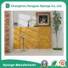 Textured Protección del medio ambiente Wallcovering Seguridad Papel de pared de espuma 3D