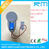 Varredor animal Handheld do microchip do ISO 11784/785 134.2kHz RFID
