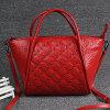 Sac 2016 d'emballage clouté par cuir de sacs à main de femme (EMG4258)