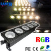 RGB 세 배 Color 5*30W COB LED Matrix Blinder Lights