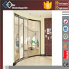 90 Aluminium Wood Sliding Doors und Windows