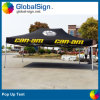 3X3m Aluminum Folding Advertizing Tent (40mm Hex Alu)