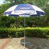 Coutume annonçant le parapluie extérieur de jardin de parapluie