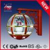 빨간 축제 벽 빛 서쪽 작풍 LEDs 훈장