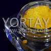Pigmento de oro de la perla del lustre en sistemas de capa