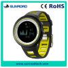 2016 nuevos productos, reloj de la marea con el altímetro, compás, barómetro