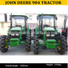 John Deereの新しいトラクター904のJhonのシカ904のJohn Deereのコンパクトなトラクター904の最もよい品質