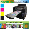 A máquina de impressão UV a mais atrasada da caixa do telefone da forma do diodo emissor de luz do modelo A3