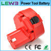 14.4V 2000mAh Red Rechargeable Ni-MH Power 1420 Tool Battery für Makita