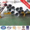 132kv DC стальные трубчатые Poles (угол heave)