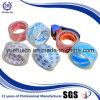 6 Rolls-Satz, der dehnbaren Kristall - freies verpackenband verpackt
