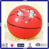 중국 공급자 실크 스크린 고무 농구