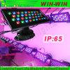 Luz da lavagem do diodo emissor de luz do profissional 36X1w RGB para a iluminação do partido do DJ