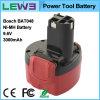 батарея инструмента 2.0ah NiMH электрическая для Bosch Bat048