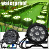 Waterproof PAR Light 51の夜Club &Party Stage LED 9PCS