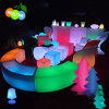 Vente en gros de meubles de LED pour le fabricant de Foshan Chine de compagnie de location