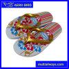 Nieuwe PE van het Af:drukken van Flowesr van het Product van de Manier Pantoffel voor Meisje