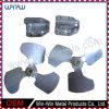 Kundenspezifische Edelstahl-Präzision, die Teil-Ventilatorflügel (WW-SP0523, stempelt)