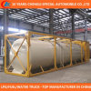 40FT New Condition 50cbm LPG Tank Container voor Sale