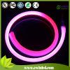 분홍색 16*25mm 24V 최고 LED 네온 유연한 빛