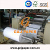 Producción Line de White Thermal Paper en Jumbo Roll