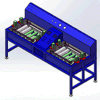Machine de test de fuite (pression atmosphérique)