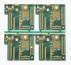 PWB 6layers con el oro RoHS/BGA/Impedance Control/UL de la inmersión