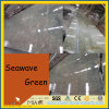 Countertops/Wallのための普及したSeawave Green Granite Slabs