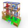 Plan d'action d'intérieur de matériel de cour de jeu d'enfants