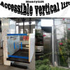 좋은 품질 접근 가능한 수직 상승 유압 플래트홈