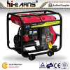 Air-Cooled Open Frame Type Diesel Generator Set (DG8000E3)