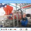 Qt6-15 Volledige Automatische het Maken van de Baksteen van het Blok van het Cement Machine