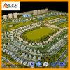 지역 계획 모형 또는 건물 모형 또는 부동산 모형 또는 프로젝트는 건물 모형 또는 모형 주문을 받아서 만든다