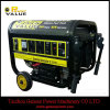 Tg2700 Generator mit Easy Move Tire Kit Open Frame Structure