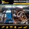Golderz-Trennzeichen-Minenmaschiene-doppelte Schicht-Erschütterung-Tisch-Gerät